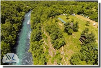 camping modra rijeka