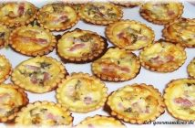 quiche fourme d'ambert