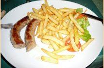 restaurant au petit gazouillis castelnaudary saucisses paysannes