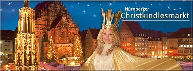 Christkindlmarkt Marche de Noel Nuremberg