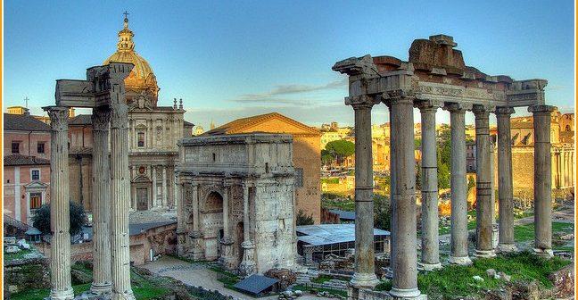 arche septimus severus rome