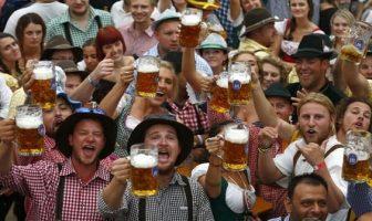 oktoberfest à Munich