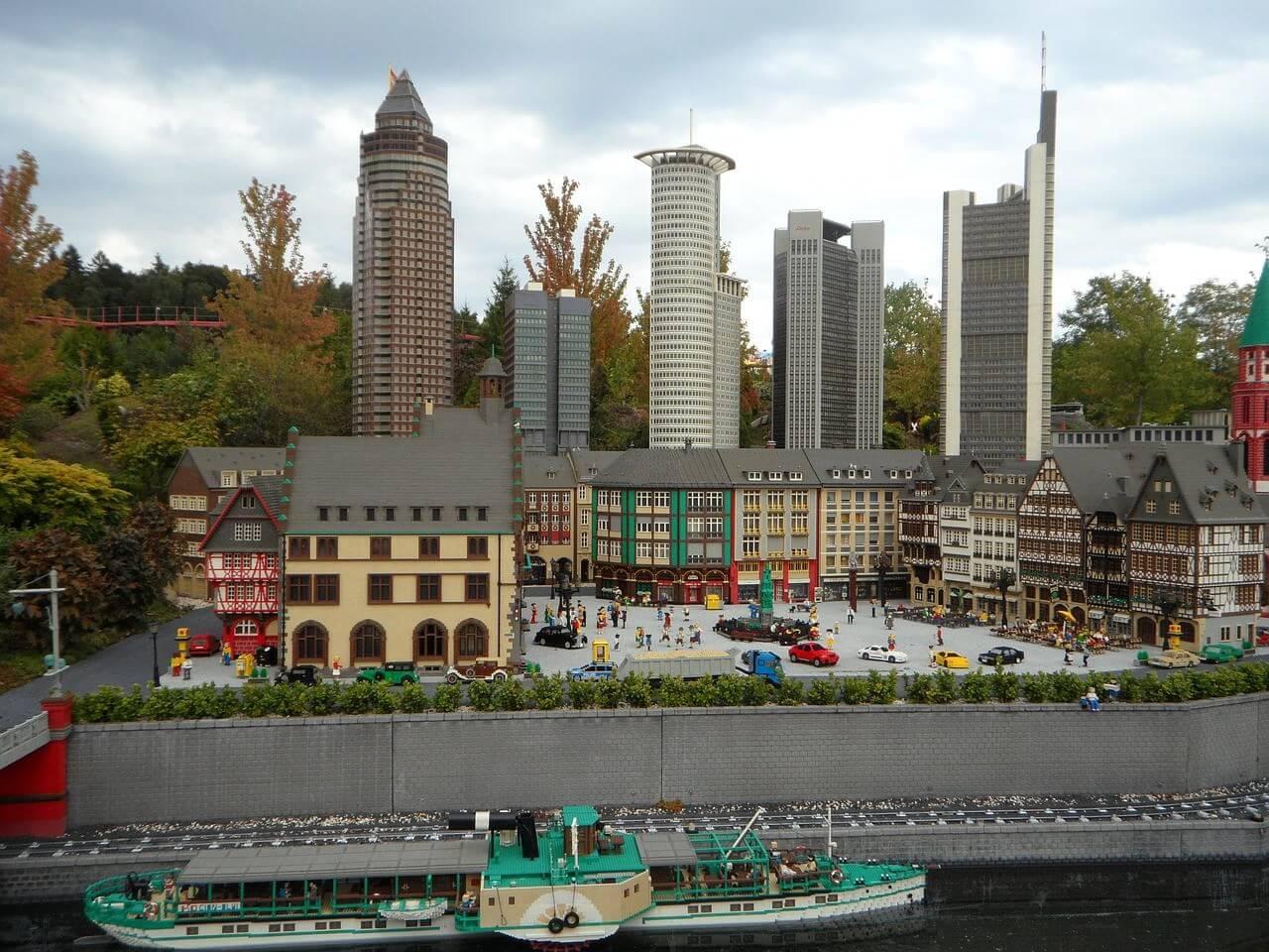 frankfurt au Legoland Deutschland