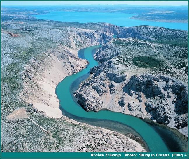 riviere Zrmanja