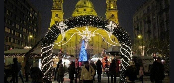 Noël à Budapest : 5 bonnes raisons d'aller à Budapest à Noël