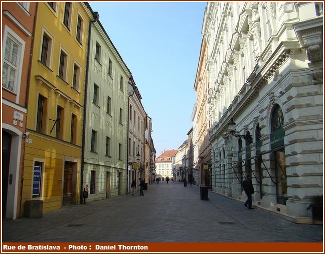 Bratislava rue