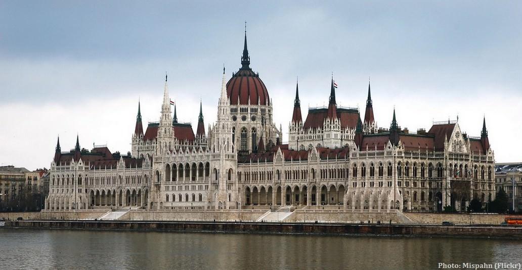 Budapest parlement de hongrie