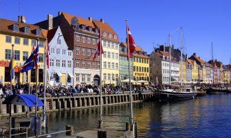 Canal de Nyhavn Copenhague