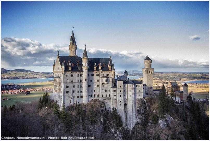 Chateau neuschwanstein