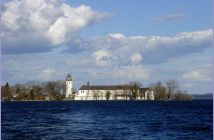 Chiemsee monastere Fraueninsel