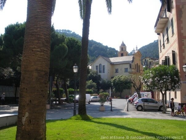 Eglise de Bonassola