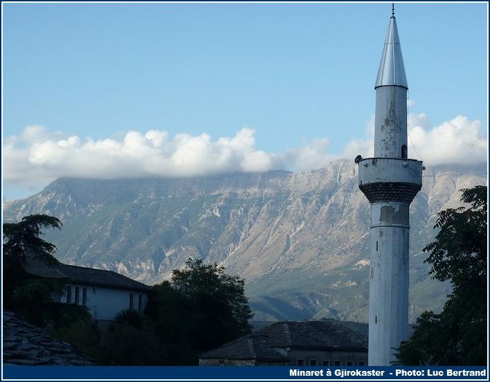 Gjirokaster minaret