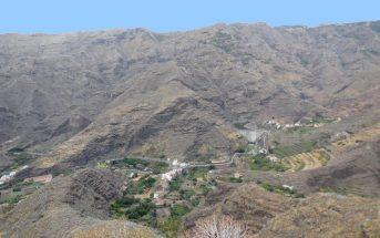 Ile de la Gomera Canaries
