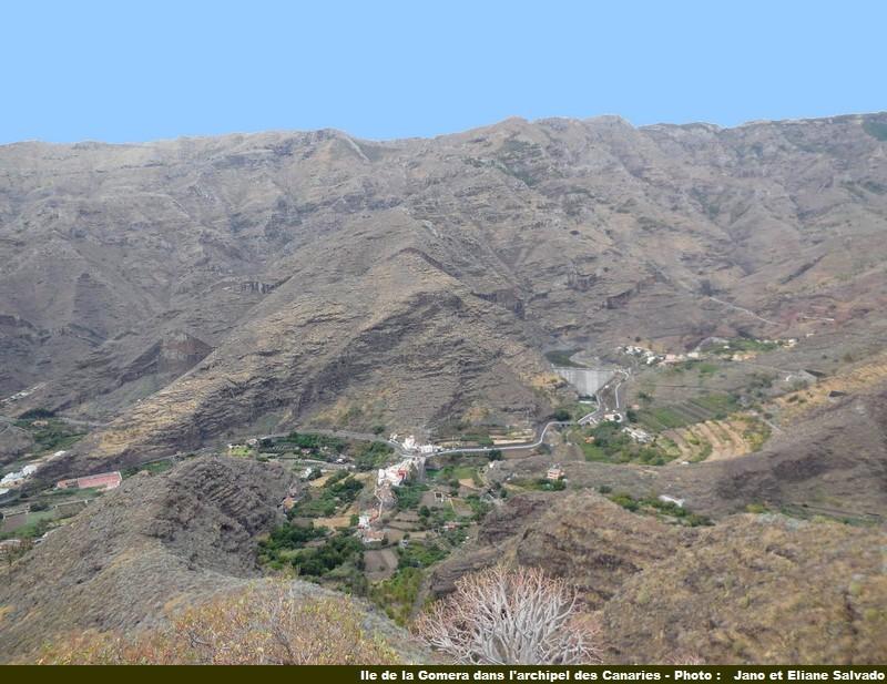 Randonnée sur l'Ile de la Gomera : Vacances dans les Iles Canaries