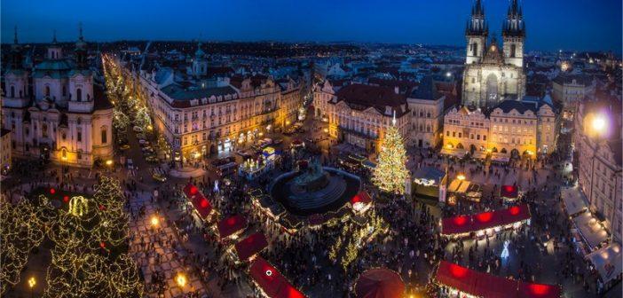 Où fêter Noël ou le Réveillon du Nouvel An en Europe?