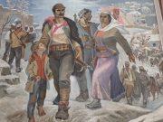 Musee Gjirokaster tableau albanais