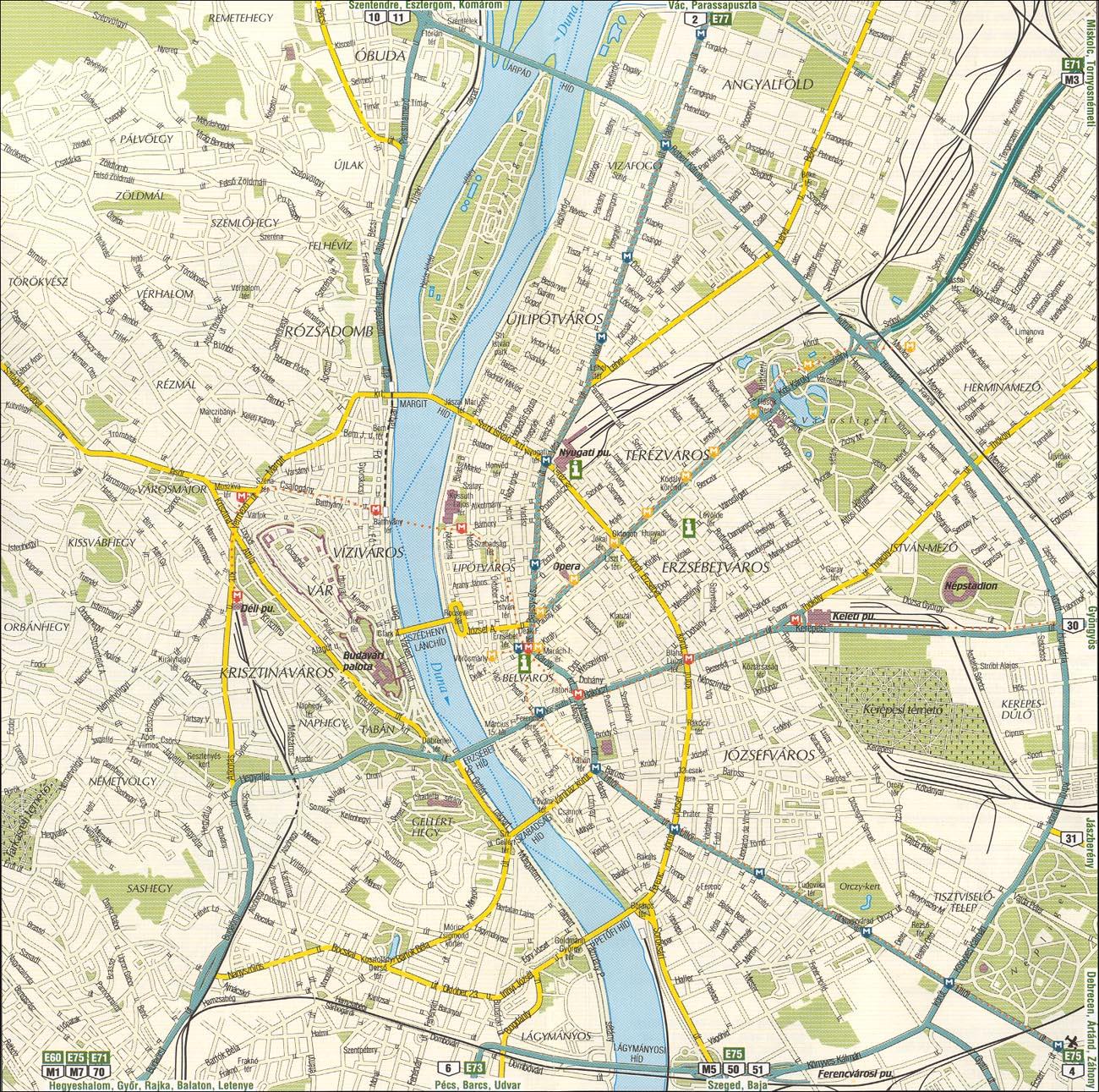 PLAN BUDAPEST