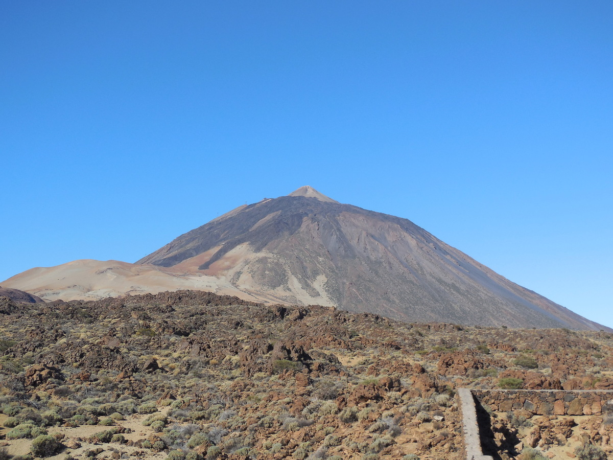 Volcan Teide parc national du Teide