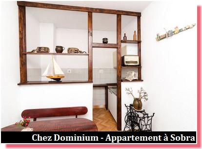 appartement dominium sobra mljet