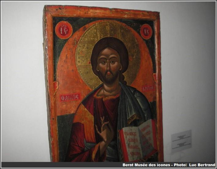 berat icone du musee des icones
