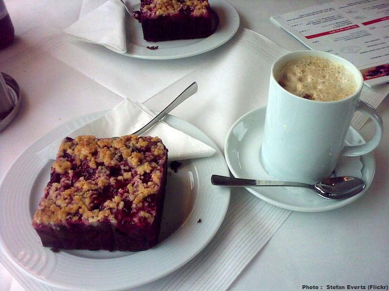 Gouter a berlin le kaffee und kuchen c 39 est sacr for Kuchen krieger berlin
