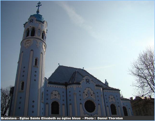bratislava eglise sainte elisabeth