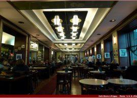 Les cafés de Prague : le café comme institution et rendez-vous avec l'histoire