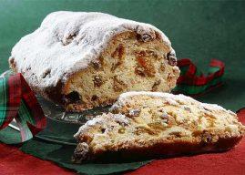Recette Christstollen ; le stollen, gâteau de Noël traditionnel allemand