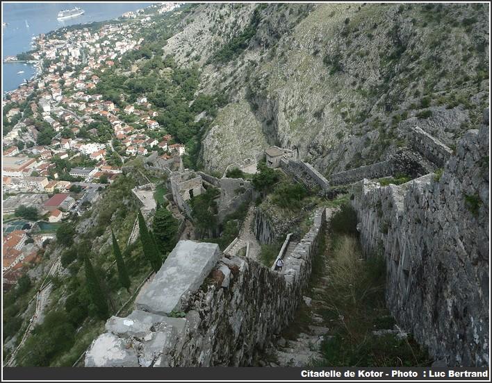 citadelle Kotor