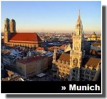 guide voyage munich