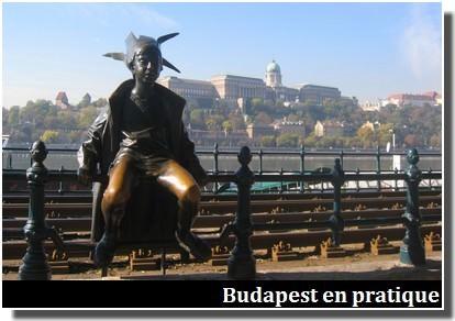 guide pratique budapest