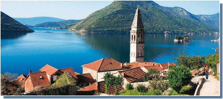 guide voyage montenegro