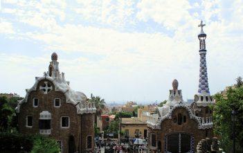 visiter Barcelone en 4 jours parc Guell Barcelona