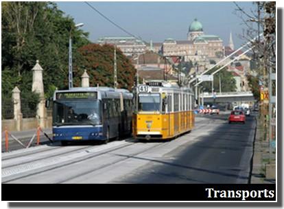 transports budapest