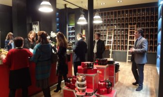 Boutique Thes Damman Paris