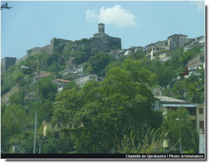 Citadelle de Gjirokastra