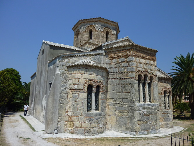 Corfou eglise orthodoxe