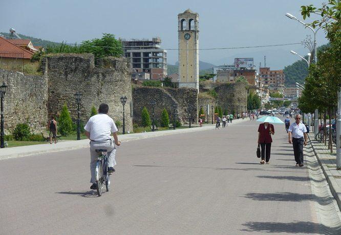 Elbassan Albanie