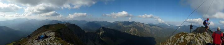 Hinteres Sonnwendjoch sommet