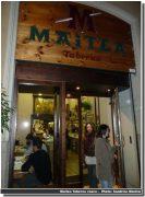 Maitea Taberna Barcelone entrée