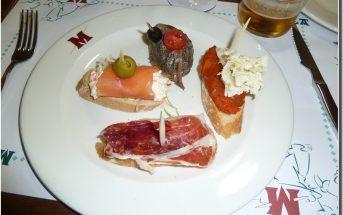 Maitea taberna vasca barcelona Tapas basques