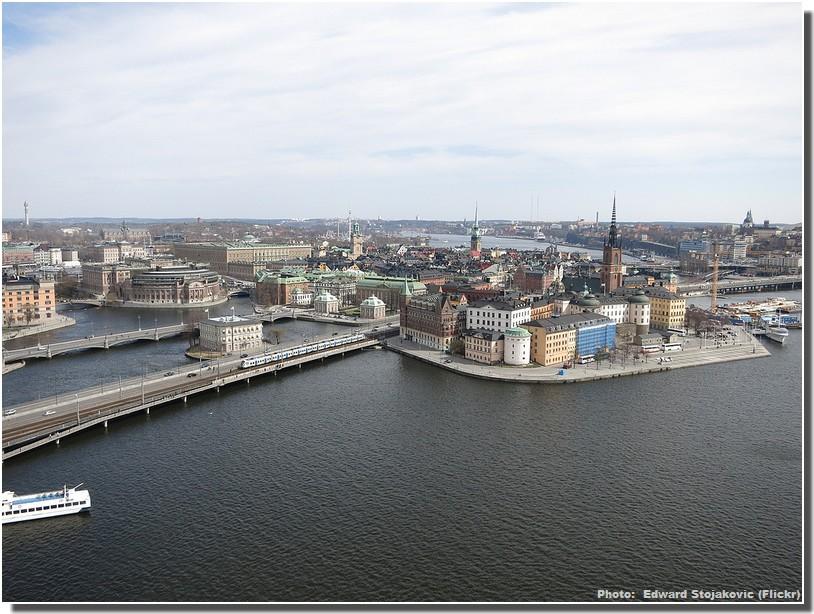 Panorama Stockholm
