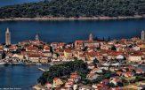 Rab ile Croatie