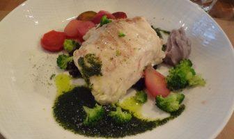 Restaurant Noglu Paris merlu