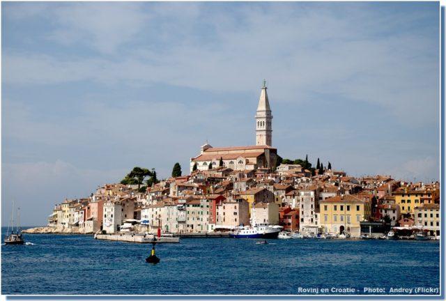 Rovinj Croatie