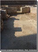 Saranda synagogue Mosaique hebreu