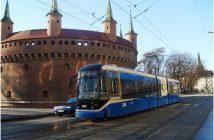 Tramways Cracovie
