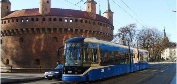 Mésaventure dans les transports en commun à Cracovie en Pologne
