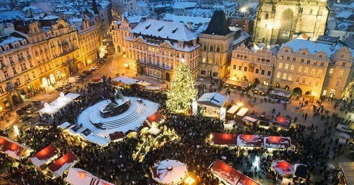 Nouvel An Ville Europe