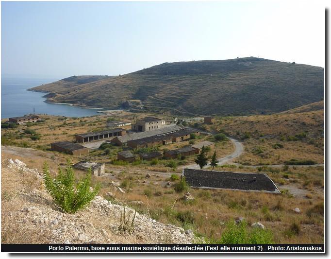 porto palermo Albanie